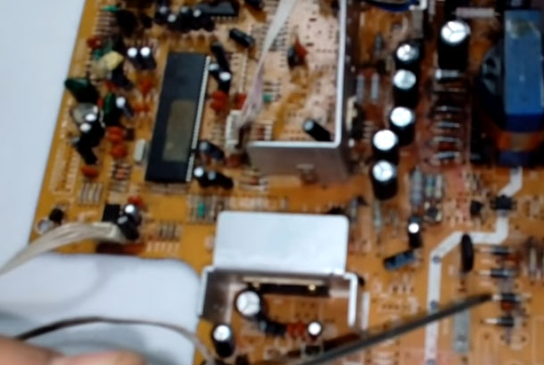 TV card repair and common faults
